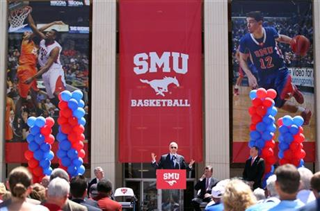 SMU Larry Brown Basketball