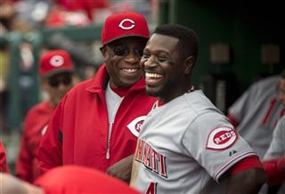Dusty Baker, Brandon Phillips