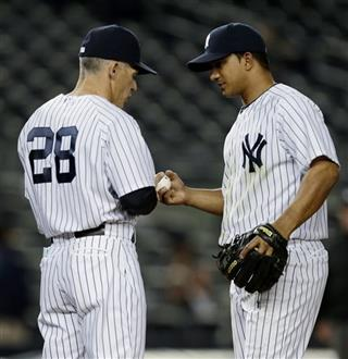 Alberto Gonzalez, Joe Girardi