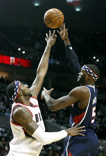 Josh Smith, LaMarcus Aldridge
