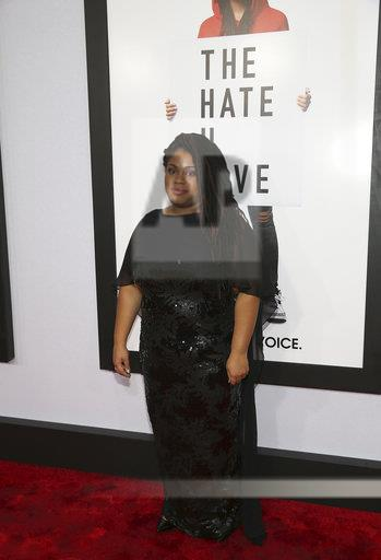 "NY Special Screening of ""The Hate U Give"""