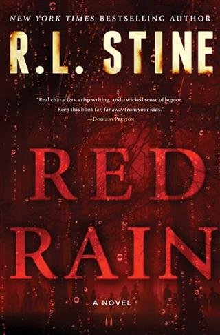 Book Review Red Rain