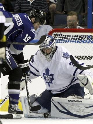 B.J. Crombeen, James Reimer