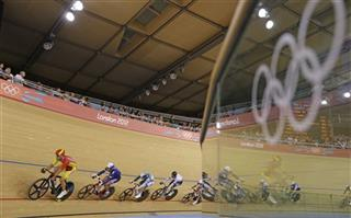 London Olympics Cycling Velodrome Leaks