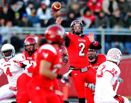 Illinois St Eastern Washington Football