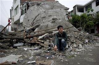 AP10ThingsToSee China Earthquake