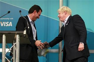 Eduardo Paes, Boris Johnson