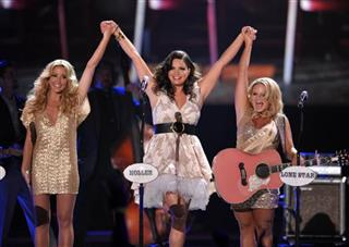 Ashley Monroe,Angaleena Presley,Miranda Lambert