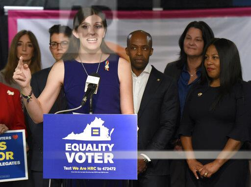 HRC endorses Pro-Equality Lawmakers in Virginia