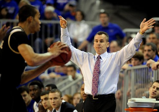 Lance Goulbourne,Billy Donovan