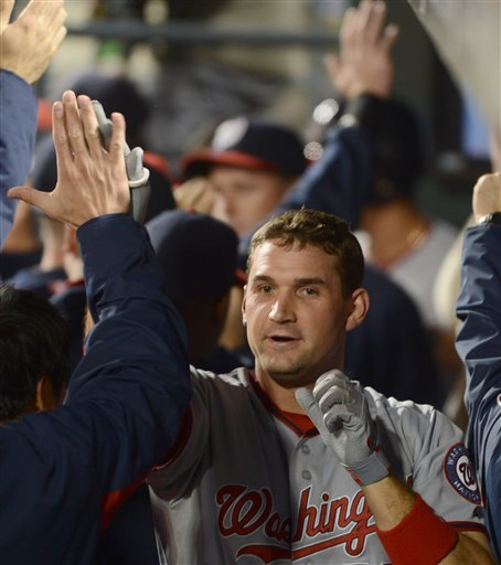 Ryan Zimmerman, Citi Field