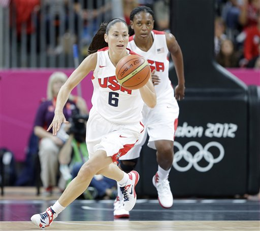 Sue Bird, Asjha Jones