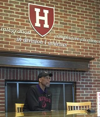 kareem At Harvard Basketball