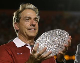 ASHOF Saban Football