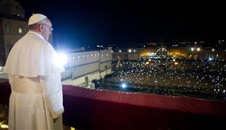 Jorge Mario Bergoglio, Pope Francis