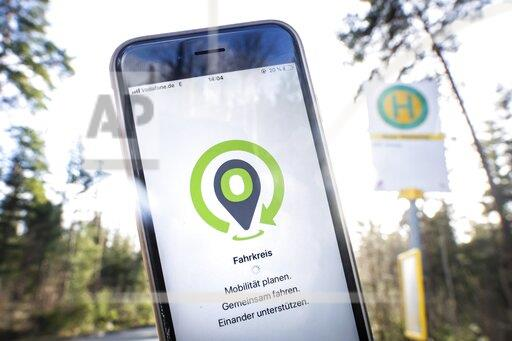 Travel planner app to improve mobility in rural areas