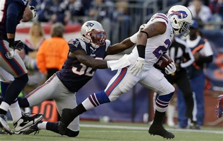 Fred Jackson, Devin McCourty