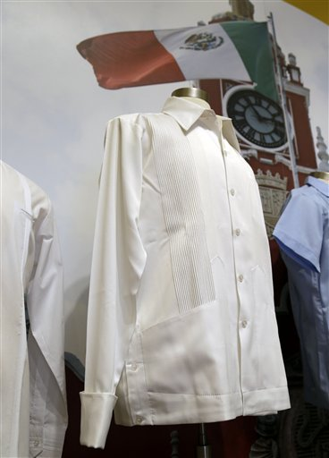 Travel Guayabera Exhibit