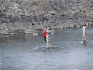 Ice Rescue