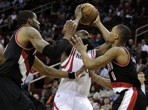 James Harden, Damian Lillard