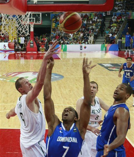 Venezuela Olympic Qualifier Basketball