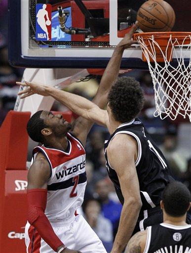 John Wall,  Brook Lopez