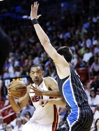 Nikola Vucevic, Juwan Howard