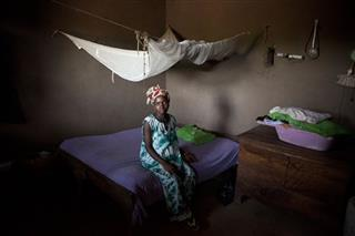 Guinea Bissau Mothers At Risk