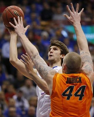 Jeff Withey, Philip Jurick