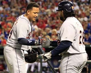 Miguel Cabrera,Prince Fielder