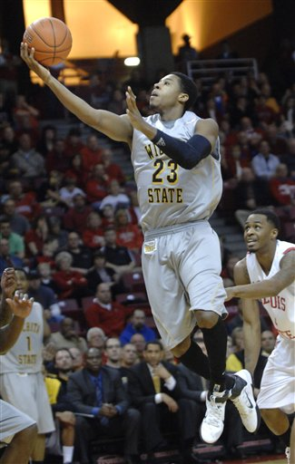 Wichita St Illinois St Basketball