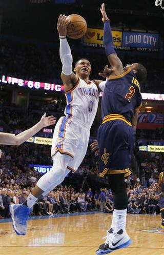 Russell Westbrook, Kyrie Irving
