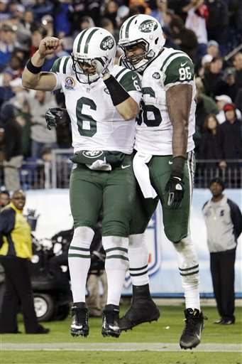 Jeff Cumberland, Mark Sanchez