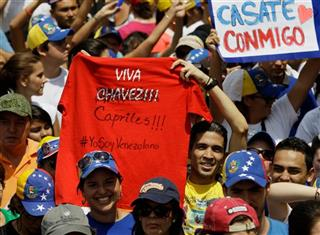Venezuela Disaffected Chavistas