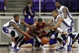 Iowa St TCU Basketball
