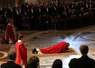 APTOPIX Vatican Pope Good Friday