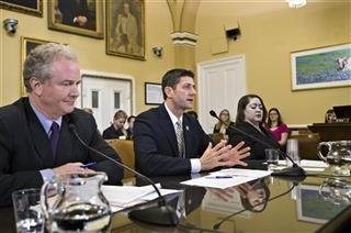 Paul Ryan, Chris Van Hollen