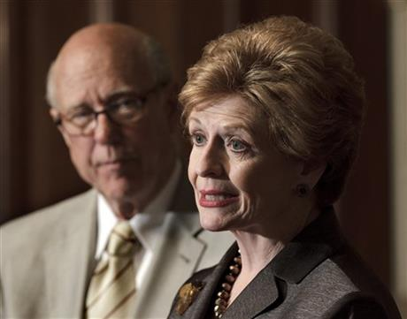 Debbie Stabenow, Pat Roberts