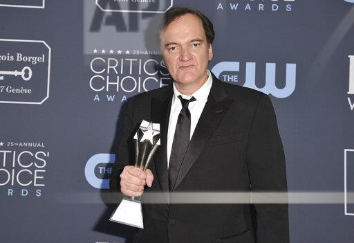 25th Annual Critics' Choice Awards - Press Room