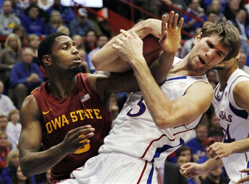 Jeff Withey, Melvin Ejim