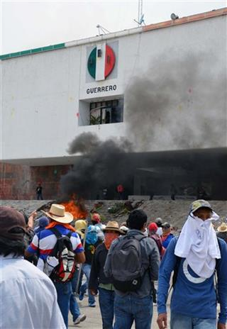 Mexico Teachers Revolt