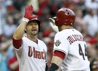 Cody Ross, Paul Goldschmidt