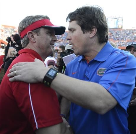 Mark Hudspeth, Will Muschamp
