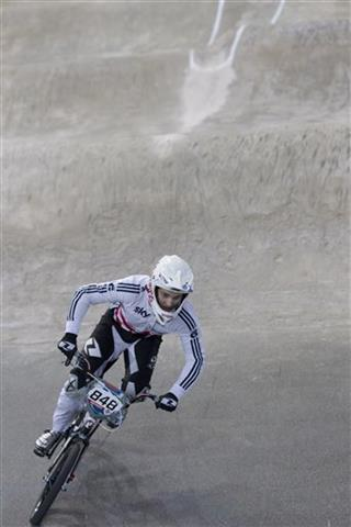 Britain BMX Supercross World Championships