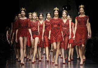 APTOPIX Italy Fashion Dolce &amp; Gabbana