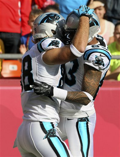 Greg Olsen, Louis Murphy