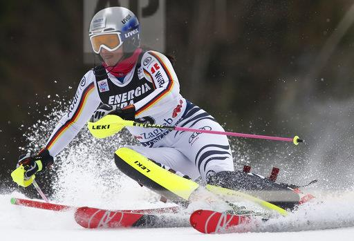APTOPIX Croatia Alpine Skiing World Cup
