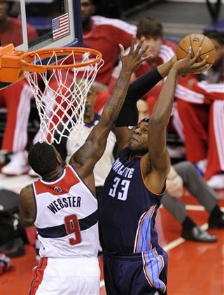 Brendan Haywood, Martell Webster