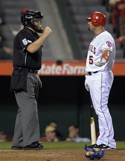 Albert Pujols, Bill Welke
