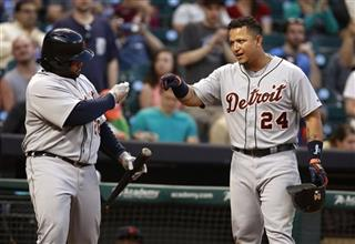 Miguel Cabrera, Prince Fielder 